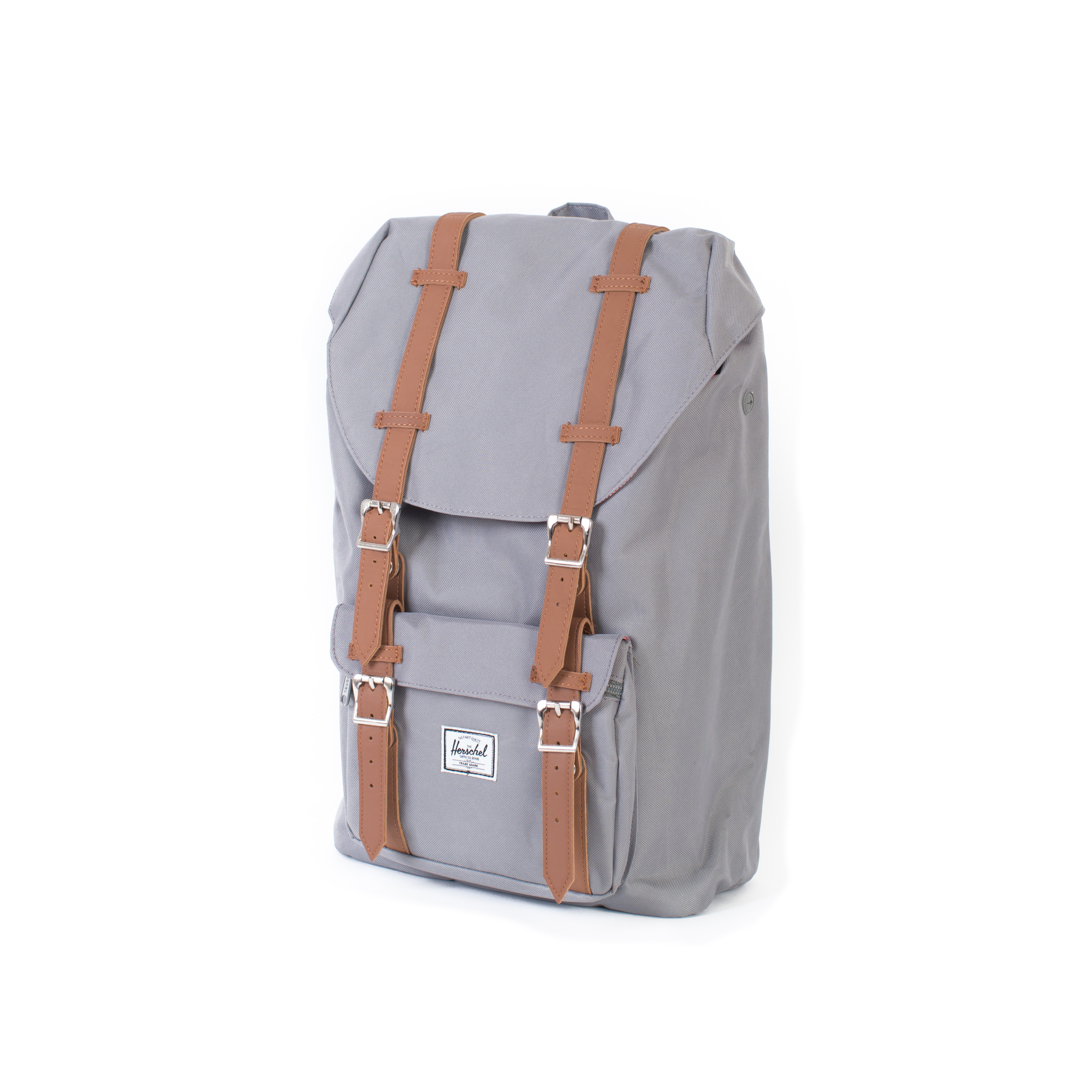 4218561b03d Herschel Supply Little America Mid-Volume Backpack 10020-00006 Grey ...